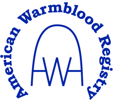 American Warmblood Registry logo
